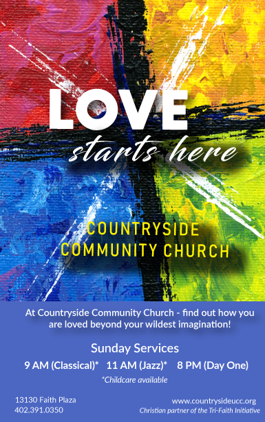 Open and Affirming - Countryside Community Church